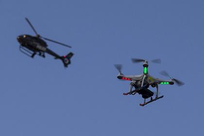 Пакистан сбил индийский шпионский дрон в Кашмире