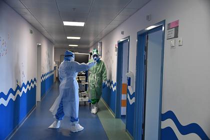 В Москве умерли 78 человек с коронавирусом