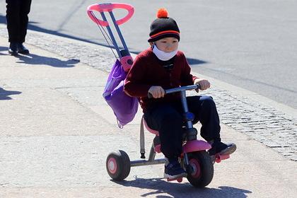 Десять миллионов российских семей получат выплаты на детей 1 июня
