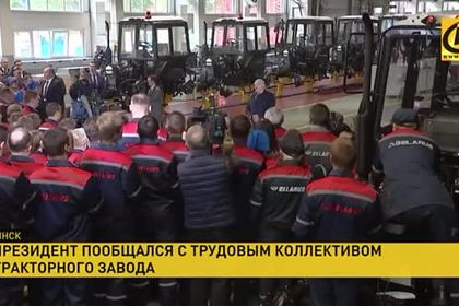 Лукашенко рассказал о зависти к Белоруссии на самом высоком уровне