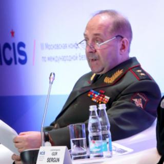 Игорь Сергун, 2014 год
