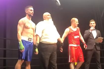 Бывший футболист «Локомотива» дебютировал в боксе