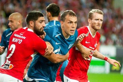 Назван самый прибыльный футбольный клуб России
