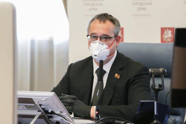 Глава Мосгордумы объяснил свой доход за 2019 год