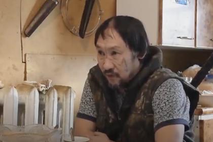 Шедшего к Путину шамана признали опасным для окружающих