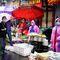 Уличный рынок в Ухане