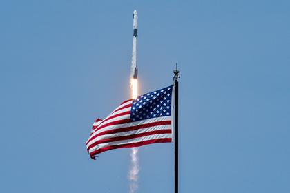 В запуске США астронавтов на МКС нашли пользу для России