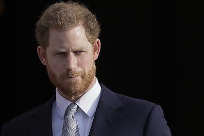 Найдена секретная страница принца Гарри в социальных сетях