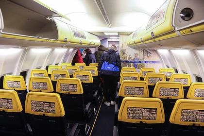 Авиапассажирам назвали опасность перелетов без обуви