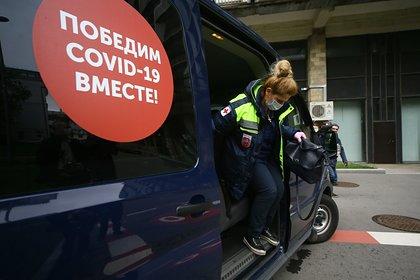 В России выявили свыше девяти тысяч новых случаев заражения коронавирусом