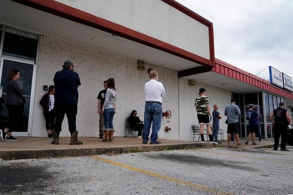 США предрекли сильнейшую безработицу за 100 лет