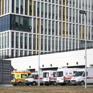 В больнице в Коммунарке