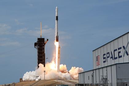Назван плюс для России от запуска космического корабля Илона Маска