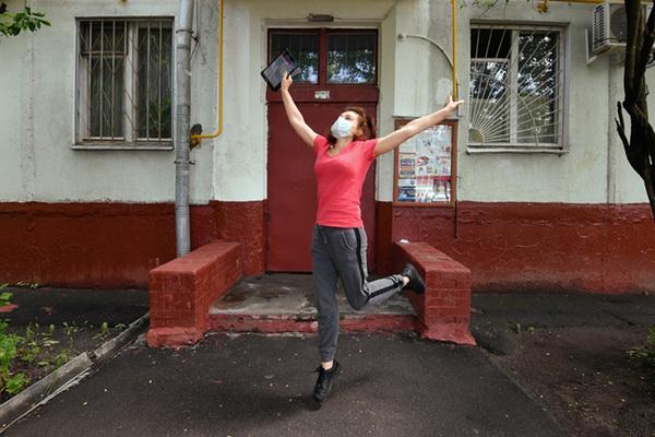 В Москве снят запрет на прогулки и занятия спортом