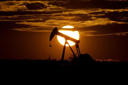 Американская нефть установила рекорд