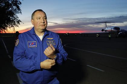 Рогозин счел свое заявление про батут спасением космической отрасли России