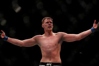 Волков назвал дату следующего боя в UFC
