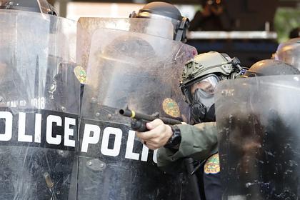 Посольство России выразило протест США из-за инцидента с российским журналистом