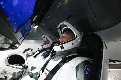 Раскрыт план работы экипажа Crew Dragon на МКС