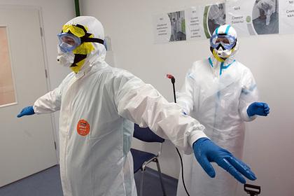 В Минздраве сравнили риск заразиться коронавирусом в больнице с магазине