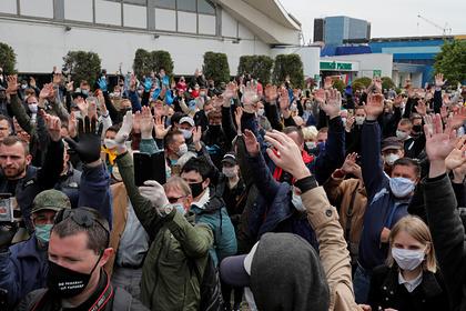 В Белоруссии заявили об обострении предвыборной обстановки