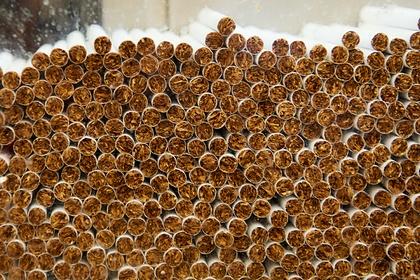 В России предложили поднять цену на табак