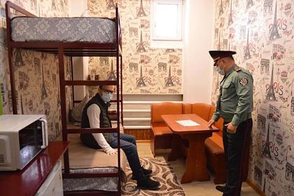 На Украине появились VIP-камеры для заключенных