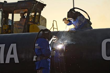 На базе «Газпрома» для «Силы Сибири» сняли карантин