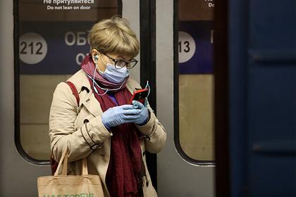 Названа вероятность заражения коронавирусом от смартфона