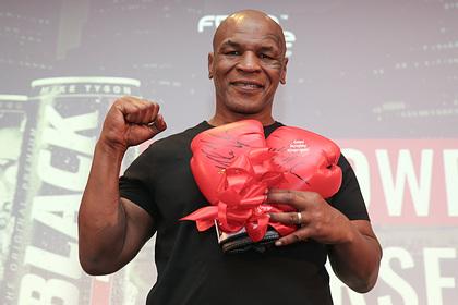 Британский боксер испугался за жизнь решившего вернуться на ринг Тайсона