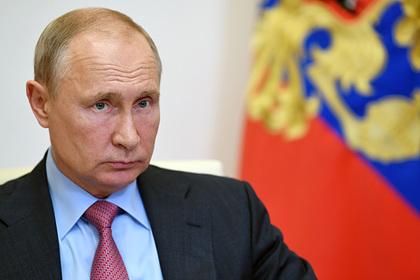Путин поздравил россиян с Днем защиты детей