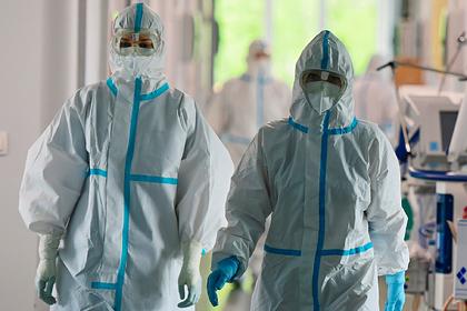 Российские медики получили полмиллиарда рублей за пациентов с коронавирусом