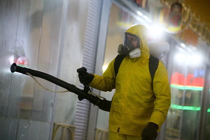 Российские ученые разработают новый способ очищения помещений от коронавируса