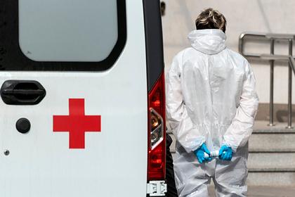 Подполковник полиции с коронавирусом выпала из окна московской больницы