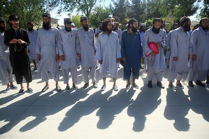 «Талибан» освободил несколько десятков пленных