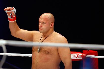 Составлен рейтинг величайших бойцов MMA