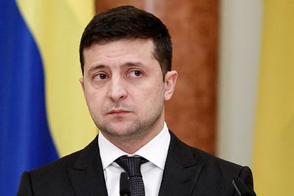 Зеленский высказался о причастности к публикации разговоров Байдена и Порошенко