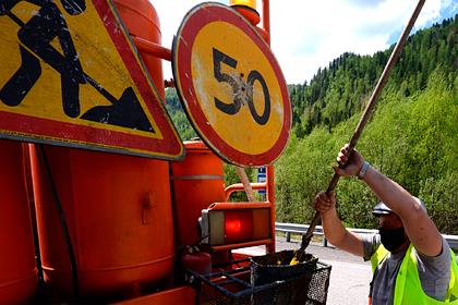 Власти Подмосковья рассказали о ремонте дорог
