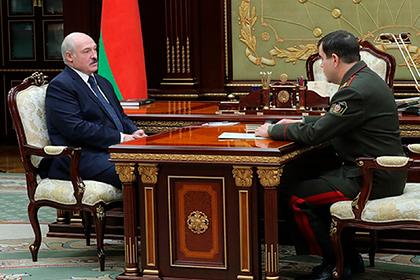 Лукашенко призвал не допустить разделения Белоруссии