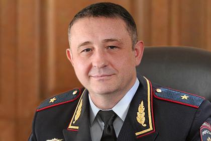 Путин назначил нового главу полиции Москвы