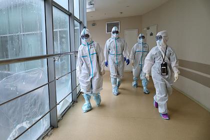В российском регионе возник новый очаг заражения коронавирусом