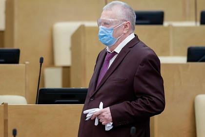 Жириновский назвал оптимальной дату голосования по поправкам к Конституции