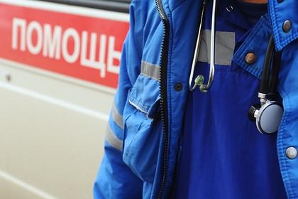 Истощенную российскую девочку доставили от приемных родителей в больницу