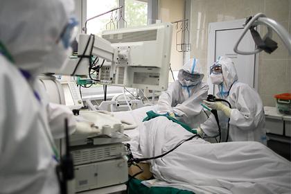В России выявили 8863 новых случая заражения коронавирусом