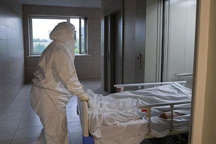Число умерших россиян с коронавирусом превысило пять тысяч