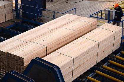 Лесопильный комбинат из российского региона увеличил экспорт продукции