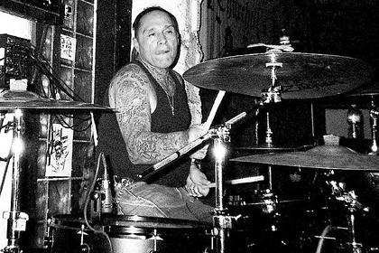 Умер бывший барабанщик Misfits