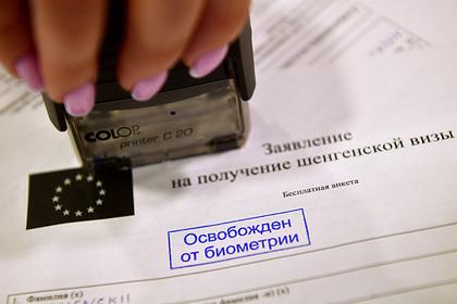 Появились данные о сроках возобновления выдачи шенгенских виз россиянам