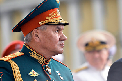 Шойгу раскрыл детали парада Победы