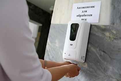 Россиян предупредили о возможном вреде антисептиков и антибактериального мыла